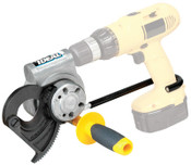 Ideal Industries PowerBlade Cable Cutters, 18.5 in, Shear Cut, 1/EA, #35078