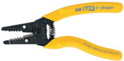 Ideal Industries Reflex Premium T-Strippers, 10-18 AWG, Yellow, 1/EA, #45415