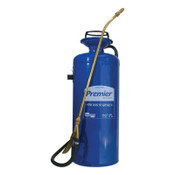 Chapin™ Premier Pro Tri-Poxy Steel Sprayer, 3 gal, 18 in Extension, 42 in Hose, Blue, 1/EA, #1380