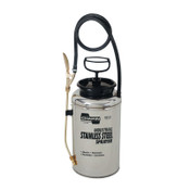 Chapin™ Stainless Steel Sprayer, 2 gal, 12 in Extension, 42 in Hose, 1/EA, #1739