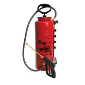 Chapin™ Concrete Sprayer, Coated Steel, 3 1/2 gal, 12 in Extension, 48 in Hose, 1/EA, #19149