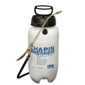 Chapin™ Premier Pro XP Sprayer, 2 gal, 12 in Extension, 42 in Hose, Translucent, 1/EA, #21220XP