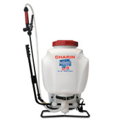 Chapin™ ProSeries Backpack Sprayer, 10 1/2 lb, 4 gal, 20 1/2 in Extension, 48 in Hose, 1/EA, #63800