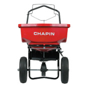 "Chapin™ 8001 70# SURESPREADED W//10"" RUBBER TIRES, 1/EA, #8001A"
