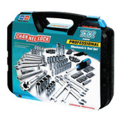 Channellock 132 Pc. Mechanic's Tool Set, 24 in L, 1/ST, #39067