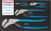 Channellock Tongue and Groove Plier Gift Set, 1/SET, #PC1