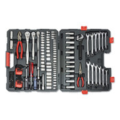 Apex Tool Group General Purpose Tool Sets, 170 Pieces, 1/ST, #CTK170MPN