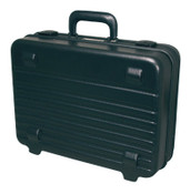 Apex Tool Group Attache Tool Case, 17 3/4 in x 5 3/4 in, Polyethylene, Black, 1/EA, #TCMB100MT