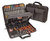 Apex Tool Group Model TCS100ST Tool Kits, 12 in W x 17 in D x 3 1/4 in H, 1/SET, #TCS100STN