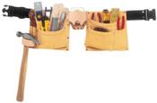CLC Custom Leather Craft 8 POCKET HEAVY DUTY WORKAPRON, 1/EA, #I370X3