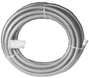 Dixon Valve Contractor's Rubber Water Hoses, 3/4 in, Black, 1/EA, #CWH50