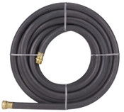 Gilmour Heavy-Duty Rubber Hoses, 5/8 in, 50 ft, 500 psi, 1/EA, #29058050