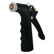 Gilmour Comfort Grip Nozzles, Full Size, Pistol/Cushion Grip, Die-Case Zinc, 1/EA, #8059321011