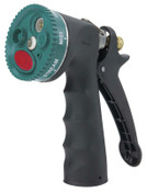 Gilmour Select-A-Spray Nozzles, Cushioned Vinyl Grip, Die-Cast Zinc, 1/EA, #8059421001