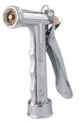 Gilmour Metal Nozzles, Full Size, Pistol Grip, Rear Control, 12/CTN, #8573021011