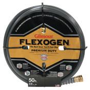 Gilmour Flexogen Garden Hose, 5/8 in X 50 ft, Gray, 1/EA, #8745011001