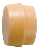 Garland Mfg Hammer Faces, 1 1/4 in, Gar-Dur Plastic, 6/PR, #24001
