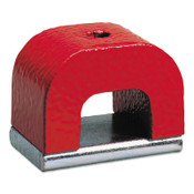 General Tools Power Alnico Magnets, Horse Shoe, 30 lb, 1/EA, #3706