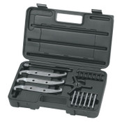 Apex Tool Group Reversible Pullers, 3 Way, 5 in, 7 tons, 1/EA, #3563