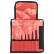 Apex Tool Group Roll Pin Punch Sets, Pin, English, 2 3/4 in - 5 1/2 in, 1/ST, #70557G
