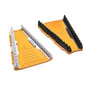 Apex Tool Group 2 Pc. 13 Slot Reversible Wrench Rack, 1/EA, #83120