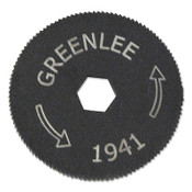 Greenlee REPLACEMENT BLADE, 5/PK, #19411