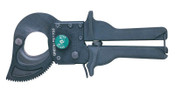 Greenlee Ratchet Cable Cutters, 11 3/4 in, Shear Cut, 1/EA, #50176005