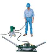 """Greenlee Hydraulic Rigid Conduit Bender, 1 1/4-2"""" One Shot; 2 1/2-4"""" Seg, Hydraulic Ready, 1/EA, #50164910"""