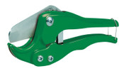 Greenlee PVC Cutters, 1 1/4 in, 1/EA, #50042530