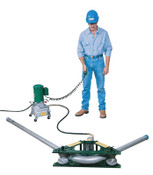 Greenlee Rigid Conduit Benders, 1 1/4 in - 4 in, Electro-Hydraulic, 1/EA, #5030000000
