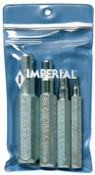 Imperial Stride Tool SWAGING PUNCH W/1/4-3/8-1/2-& 5/8 W/VYNIL CAS, 1/KIT, #193S