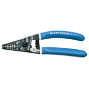 Klein Tools Klein-Kurve Wire Strippers/Cutters, 8-16 AWG Solid; 10-18 AWG Stranded Copper, 1/EA, #11054