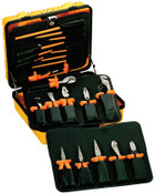 Klein Tools 22 Piece General-Purpose Insulated-Tool Kits, 1/KIT, #33527