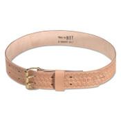 Klein Tools Large Waist Belt; Heavy-Duty Embossed Tool Waist Belt, Large, 1/EA, #5415L