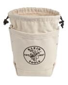 Klein Tools BOLT BAG- CANVAS WITH TOP CLOSURE, 1/EA, #5416TC