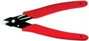 Klein Tools Flush Cutter, Lightweight Diagonal Cutter, 5 in, w/out Bevel, 1/EA, #D2755