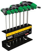 "Klein Tools 7 PC 6"" TORX JOURNEYMANT-HANDLE SET W/ STAND, 1/EA, #JTH67T"
