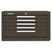 Kennedy Machinists' Chests, 29 in x 20 in x 16 1/2 in, 4872 cu in, Brown, 1/EA, #2805XB