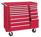 Kennedy 64315 MAINT. CART 15 DRAWER W/BALL BEARING SLD, 1/EA, #315XR
