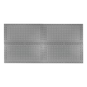 Kennedy VTC Series Toolboard Set, 4-Panel, Utility Gray, 1/ST, #50004UGY