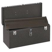 "Kennedy 20"" Professional Tool Box, Brown, 1/EA, #K20B"