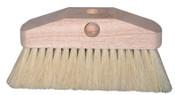 Magnolia Brush WHITE TAMPICO MASONS ACID BRUSH W/THREADED, 12/EA, #179T