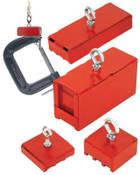 Magnet Source Holding & Retrieving Magnets, 100 lb, 1/EA, #7541