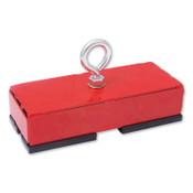 Magnet Source Holding & Retrieving Magnet, 150 lb, 1/EA, #7542