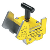 Magswitch MagVise Multi-Angle Clamps, 1000 lb, 2 1/2 in x 4 in x 5 2/5 in, 1/EA, #8100450