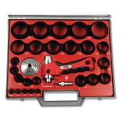 Mayhew™ 28 Pc SAE Hollow Punch Set, 1/ST, #66080