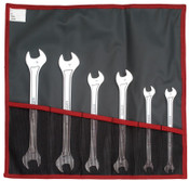Stanley Products Wrench, Tappet 6 PC Set, 1/EA, #FM31JE6T