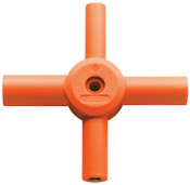 Stanley Products Nut Driver, 4-Way (6x8) (10x12), 1/EA, #FM711AVSE