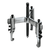 Stanley Products Adjustable Jaw Pullers, 3 Way, 12 in, 10 tons, 1/SET, #J4233E