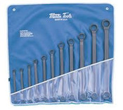 SET, Wrench, BX, Double Head, 11PC, BAG, Black, Martin Sprocket #BBO11K